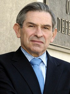 Wolfowitz: Girlfriend a 'Must Hire' for Iraq Contractor