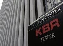 <b>Oops: Another KBR Cost Overrun</b>